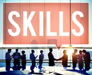 49150036 - skill ability qualification performance talent concept